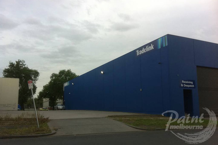 Warehouse Painting South Melbourne