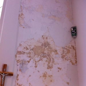 Whiteset Solid Plaster Repair Toorak